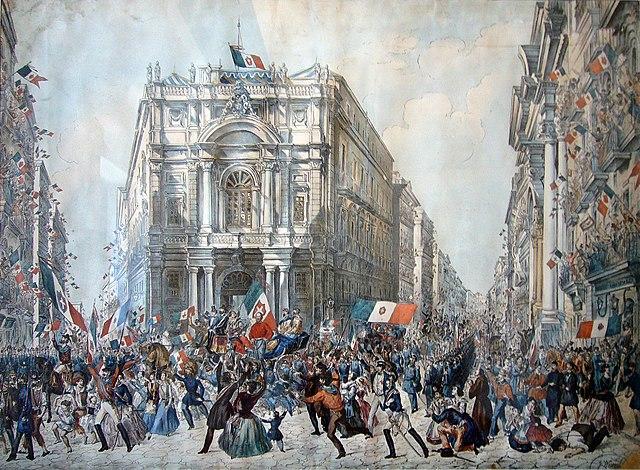 La Campania e l'annessione al nuovo Regno d'Italia: il ruolo della borghesia e il brigantaggio