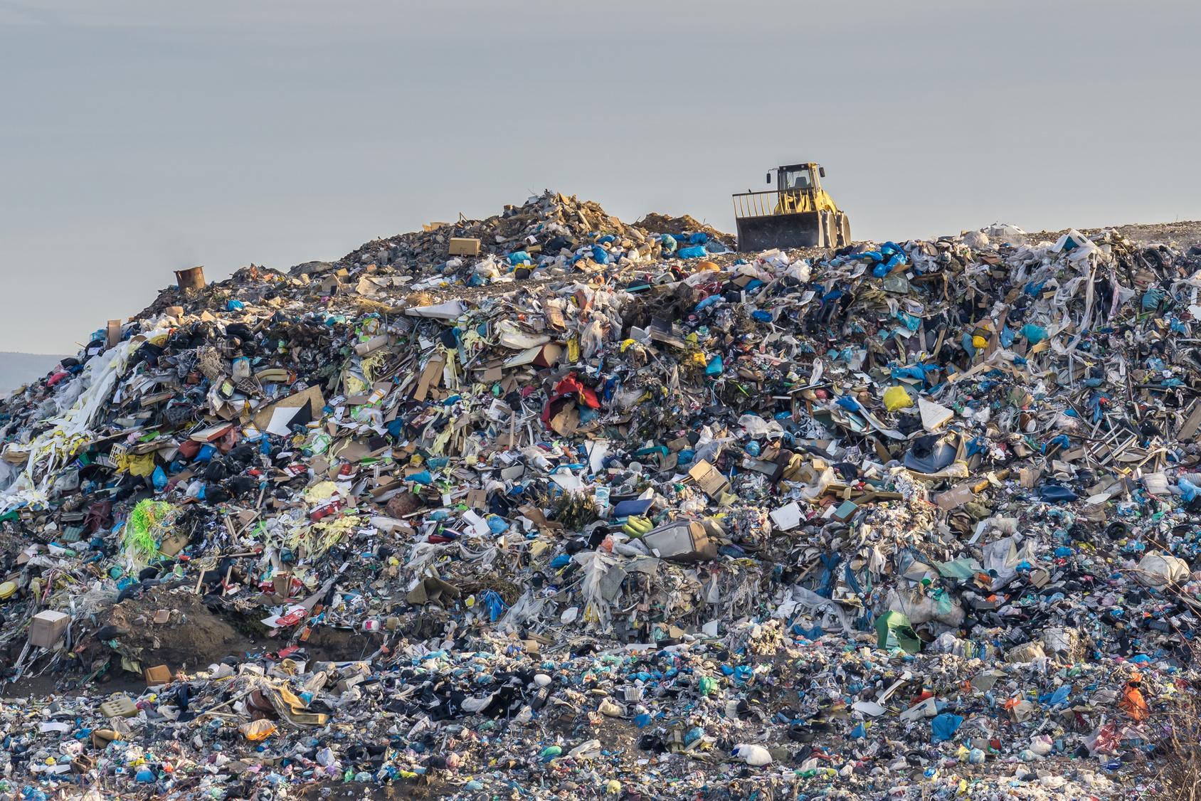 Dato Ispra sconcertante: il Sud smaltisce solo il 25% dei rifiuti prodotti