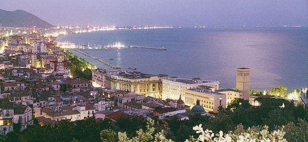 I MARI DELLA CAMPANIA: Il golfo di Salerno e la Piana del Sele