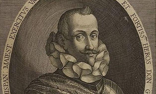 """Consalvo de Cordoba, primo """"chiacchierato"""" viceré di Napoli"""