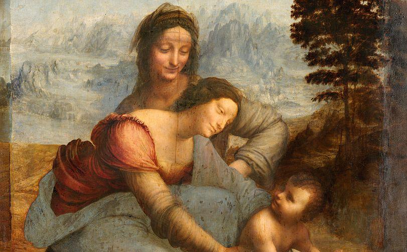 La preziosa reliquia di Sant'Anna ad Apollosa