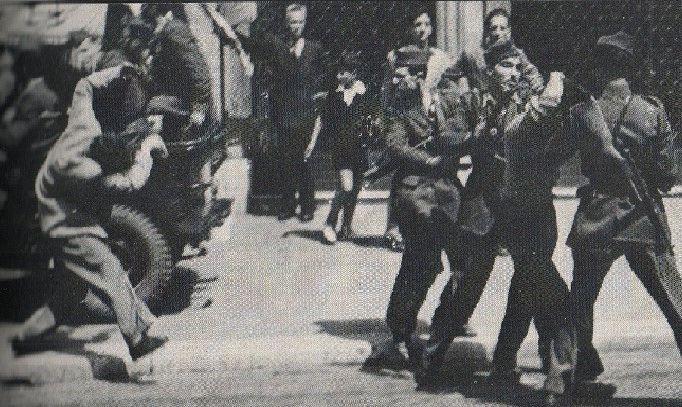 Napoli, il dopoguerra di sangue e la strage di via Medina