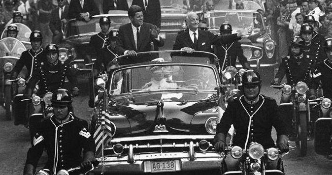 Quando il presidente Kennedy scelse di visitare Napoli