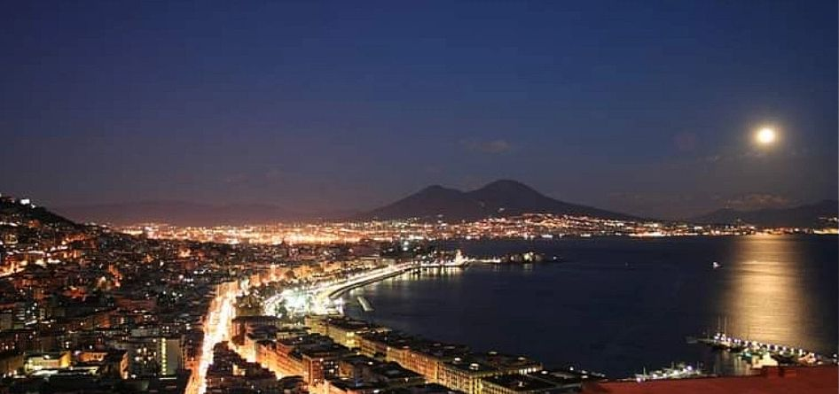 I MARI DELLA CAMPANIA: il Golfo di Napoli