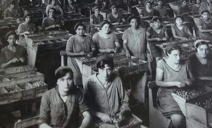 Le province campane dopo l'Unità: il crollo di produzione in Terra di Lavoro