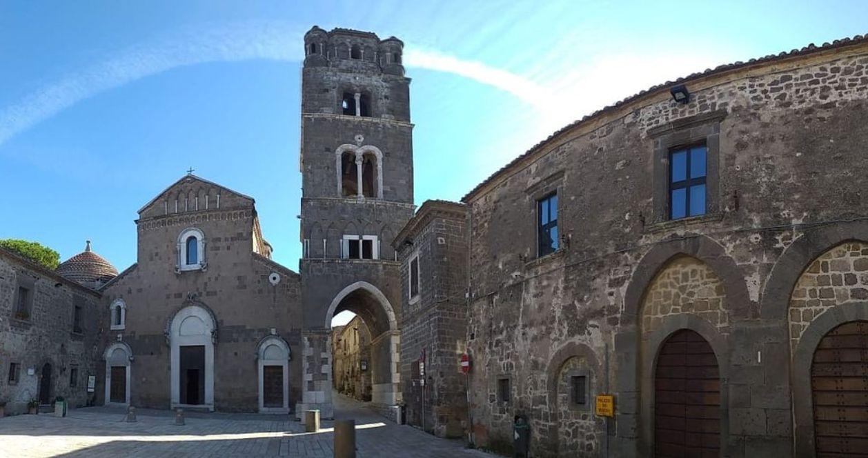 Il borgo medievale di Casertavecchia