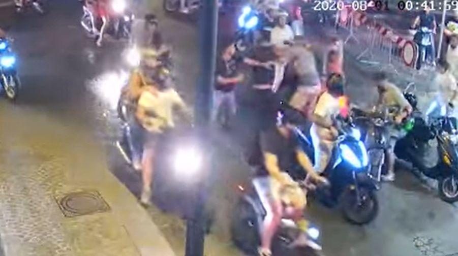 Castellammare, aggressione al carabiniere: presi i responsabili, ma le indagini proseguono