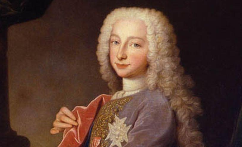 """1734,  Napoli accoglie Carlo di Borbone, il """"suo"""" re"""