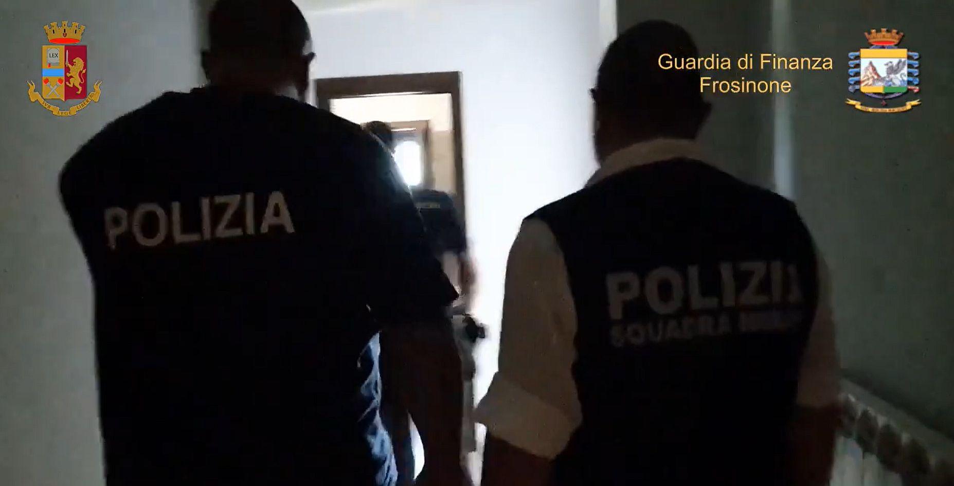 Operazione congiunta a Frosinone: torna in carcere la sorella di Michele Zagaria, boss del Clan dei Casalesi