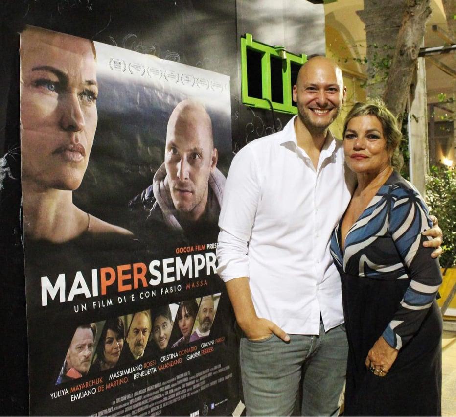 Caserta, Fabio Massa e Cristina Donadio ospiti del Duel