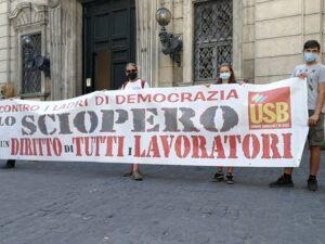 TRASPORTI. ROMA, DOMANI SCIOPERO: A RISCHIO BUS, METRO E FERROVIE