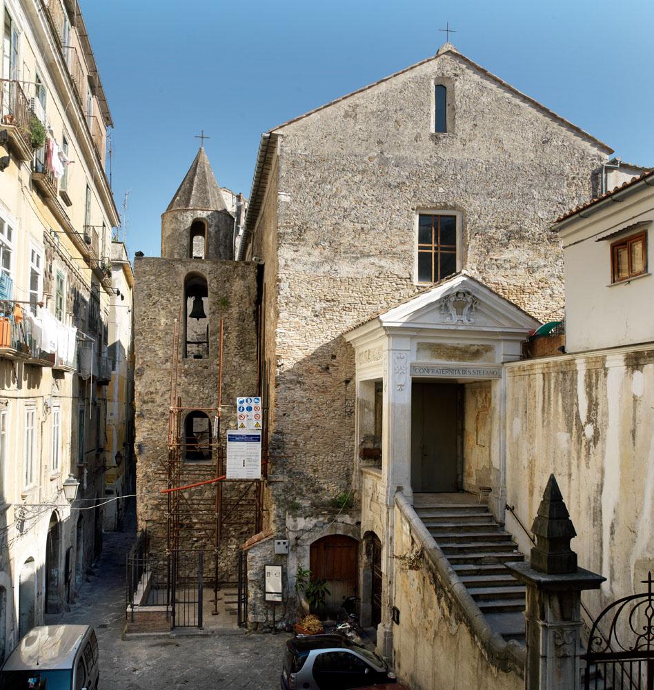 Salerno, riapre il sito di San Pietro a Corte