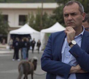 """COVID, DE MAGISTRIS: """"SERVE STRETTA A RELAZIONI SOCIALI"""""""