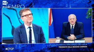 UN COMUNICATO STAMPA AL VETRIOLO QUELLO DELL'UNITÀ DI CRISI DELLA REGIONE CAMPANIA