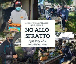 SOCIALE. COOP AGRICOLTURA CAPODARCO GROTTAFERRATA SOTTO SFRATTO: PRONTI A MOBILITAZIONE