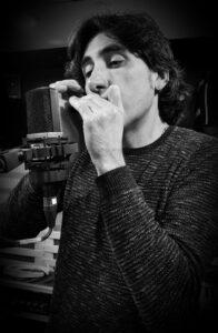INTERVISTA CON LUIGI FARINACCIO | @LUIGIFARINACCIO_OFFICIAL (ITALIANO & ENGLISH)