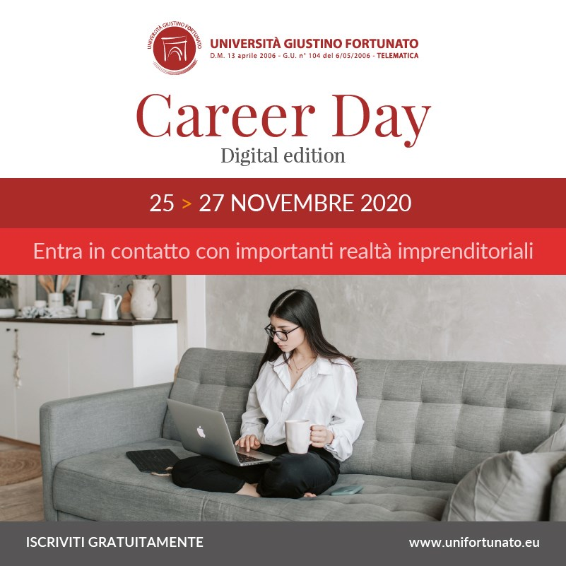 CAREER DAY UNIFORTUNATO