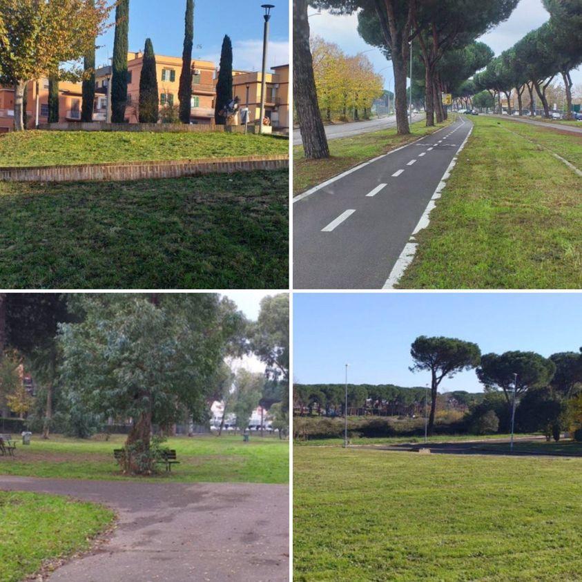 ROMA, AL VIA ACCORDO QUADRO PER CURA VERDE ORIZZONTALE