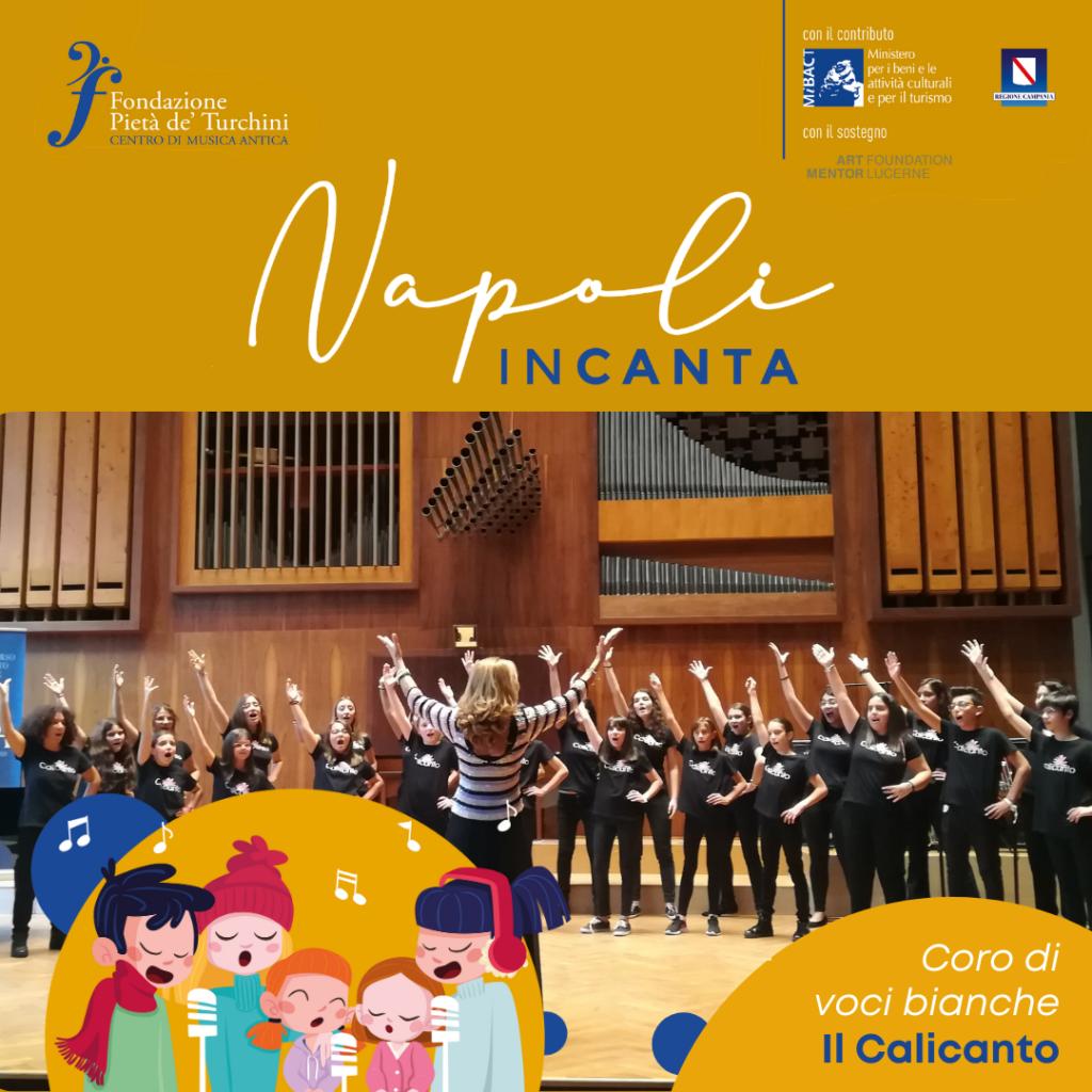 """MUSICA: """"NAPOLI IN-CANTA"""" IN STREAMING SU TURCHINILIVE"""