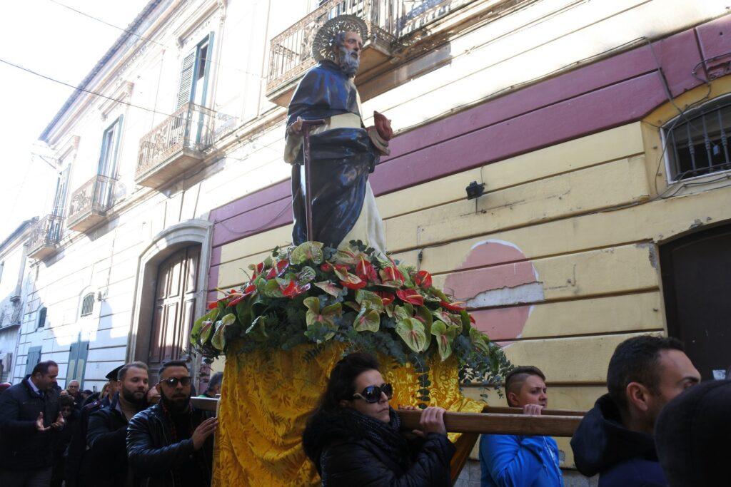 UNESCO: CAMPANIA; VERSO CANDIDATURA FESTA SANT'ANTUONO