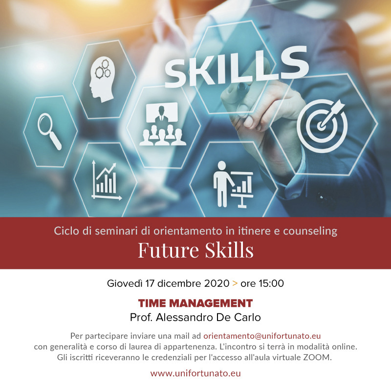 FUTURE SKILLS TIME MANAGEMENT