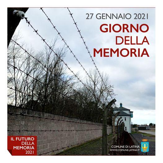 GIORNO DELLA MEMORIA 2021, TUTTE LE INIZIATIVE