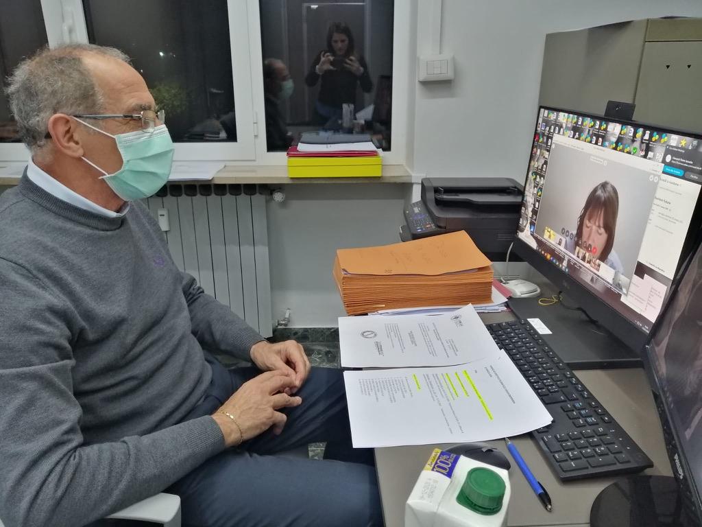 VACCINAZIONE COVID-19.ACCESSO PRIORITARIO GARANTITOA TUTTI GLI ISCRITTIALL'ORDINE DEI MEDICI E DEGLI ODONTOIATRI DI BENEVENTO