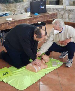 Torrecuso Defibrillatore Zoll