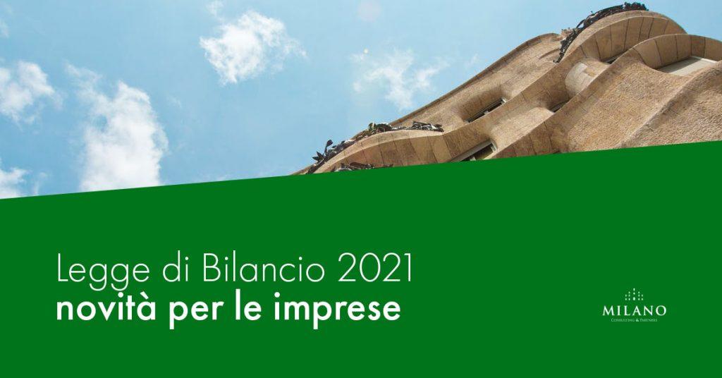 APPROVATA LA LEGGE DI BILANCIO PER IL 2021, VALE 40 MILIARDI DI EURO