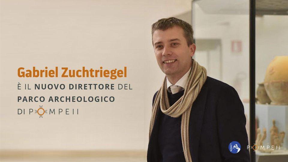 """ARCHEOLOGIA, FRANCESCHINI: """"È L'ARCHEOLOGO TEDESCO ZUCHTRIEGEL IL NUOVO DIRETTORE DI POMPEI"""""""