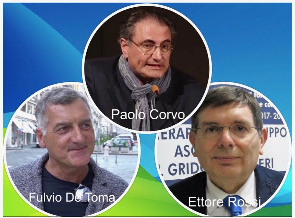 CIVES IN DIALOGO CON PAOLO CORVOSUL TURISMO SOSTENIBILE QUALE OPPORTUNITÀ PER BENEVENTO