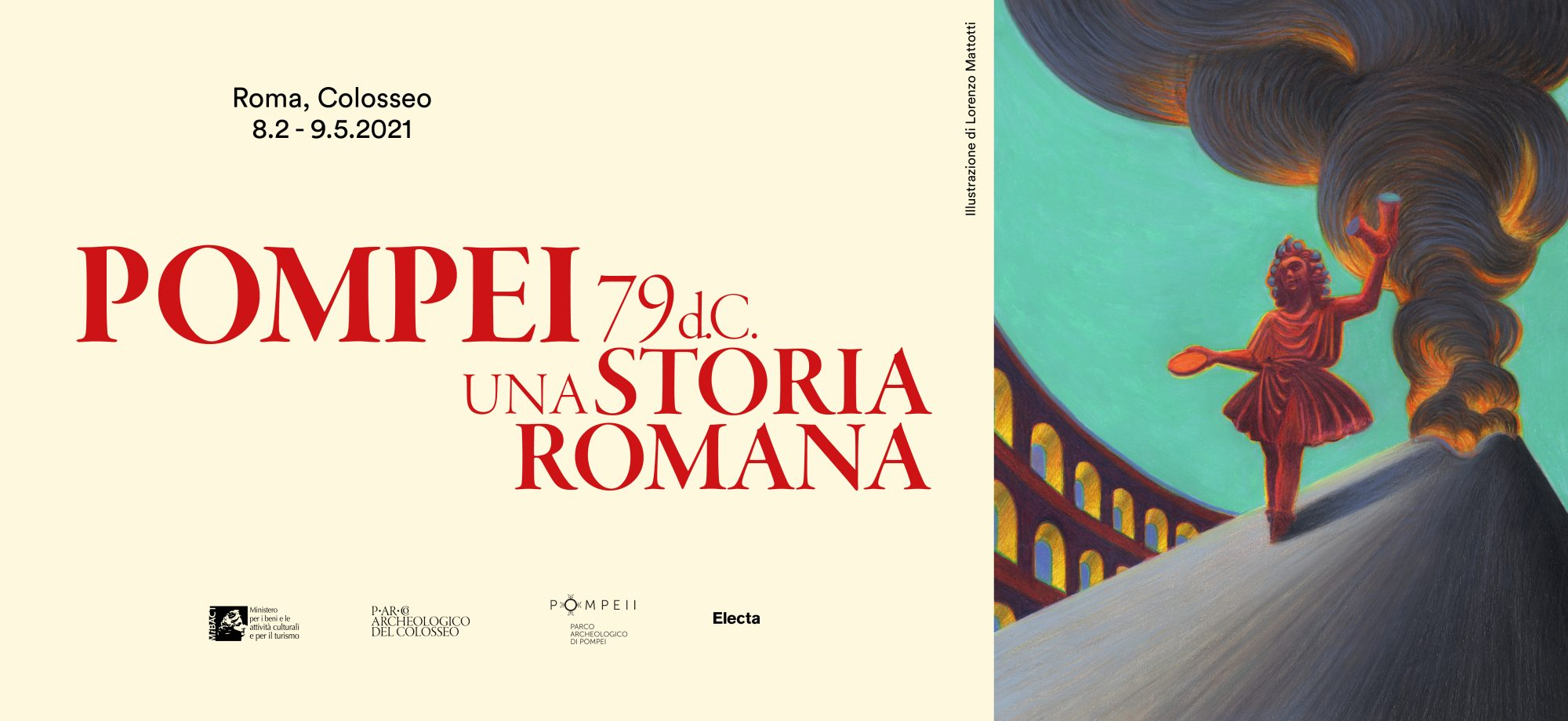 POMPEI 79 D.C. UNA GRANDE STORIA ROMANA