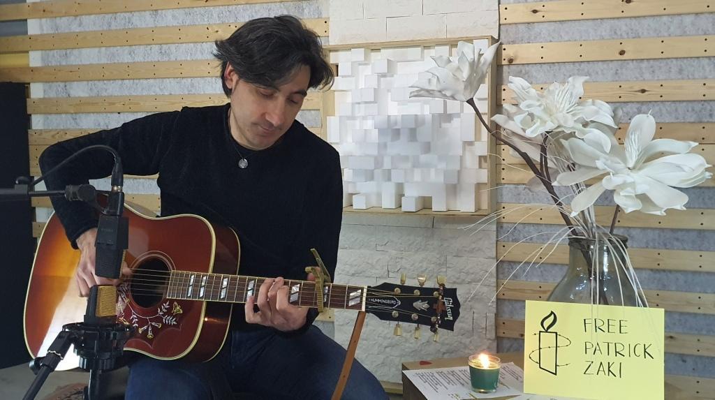 ANCHE IL CANTAUTORE MOLISANO LUIGI FARINACCIO, TRA I 140 ARTISTI CHE SI MOBILITERANNO PER LA MARATONA MUSICALE