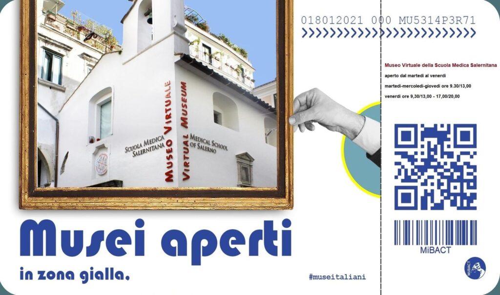 SALERNO. ROSA CARAFA NOMINATA DIRETTRICE DEL MUSEO VIRTUALEDELLA SCUOLA MEDICA SALERNITANA