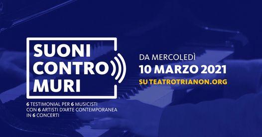 """""""SUONI CONTRO MURI"""", MUSICA E ARTE IN STREAMING"""