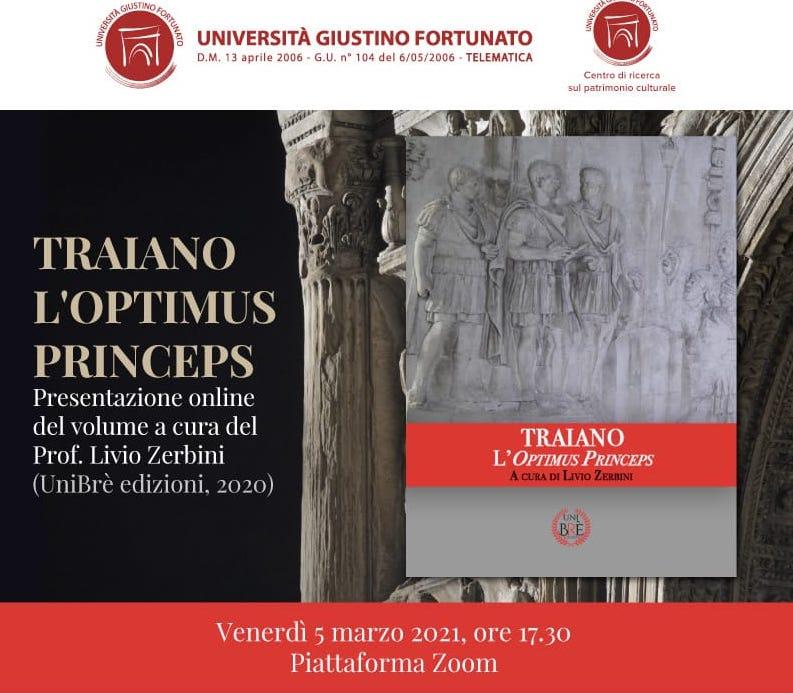 TRAIANO L'OPTIMUS PRINCEPS
