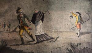 La Repubblica romana alle prese con la gestione degli ecclesiastici stranieri: la carta di sicurezza