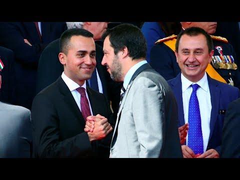 IL FALLIMENTO DELLA CLASSE POLITICA ITALIANA
