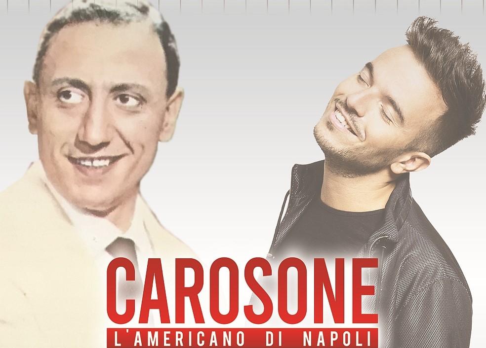 ANDREA SANNINO CANTA RENATO CAROSONE. PRESENTATO IL CD TRATTO DAL MUSICAL BIOGRAFICO SCRITTO DA FEDERICO VACALEBRE