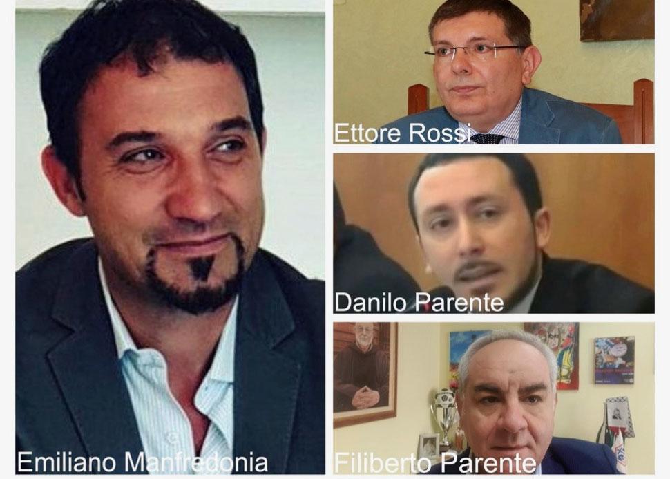 CIVES IN DIALOGO CON IL PRESIDENTE NAZIONALE ACLI MANFREDONIA SULLA POLITICA POPOLARE