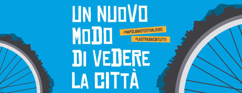 NAPOLI BIKE FESTIVAL 2021. SPAZIO ALLA VULCANICA LA CICLOSTORICA NAPOLETANA