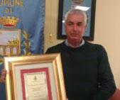 Pasquale De Angelis, valido collaboratore del Comune di Ponte, va in pensione