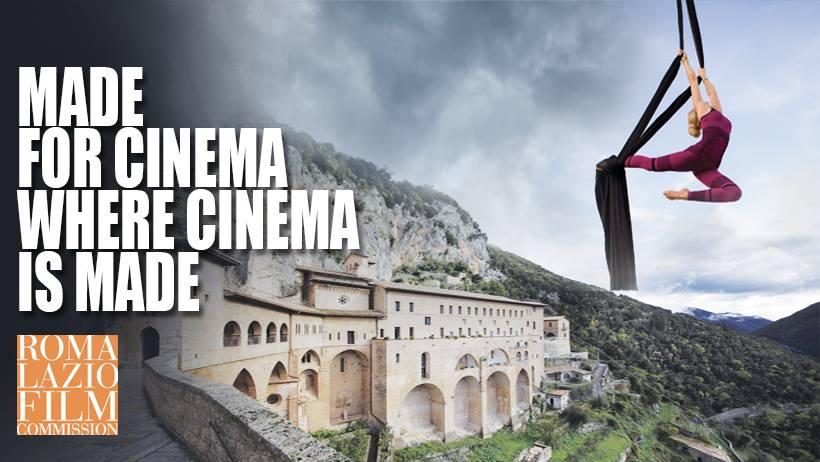 CINEMA: NUOVO BANDO LAZIO CINEMA INTERNATIONAL DA 5MLN