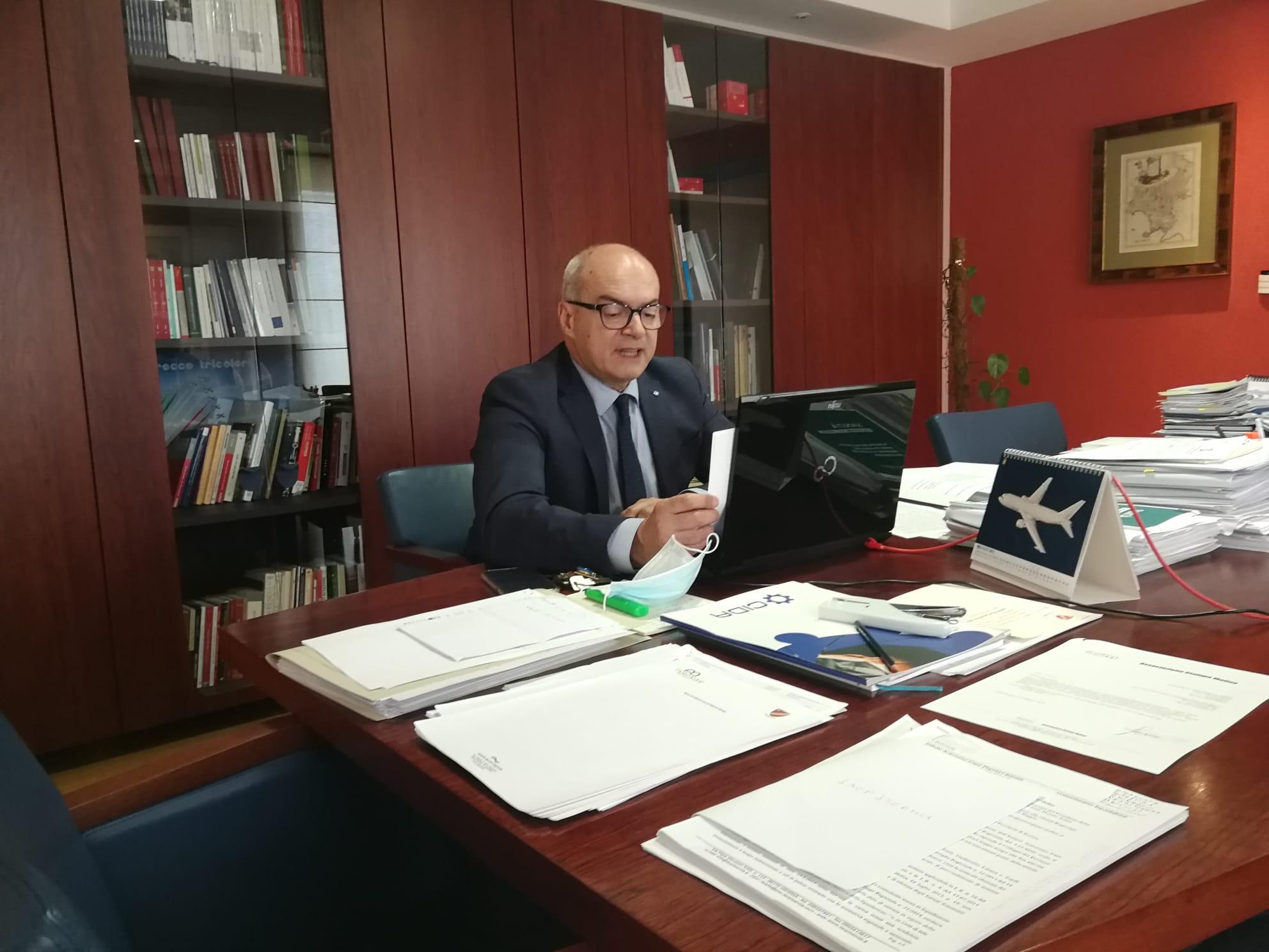 PROGRAMMAZIONE 2021-2027, AL VIA LA CONSULTAZIONE PARTENARIALE. TOMA: IMPORTANTE MOMENTO DI PARTECIPAZIONE E CONDIVISIONE