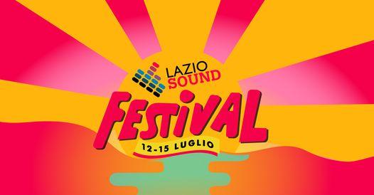 AL VIA LAZIOSOUND FESTIVAL 2021