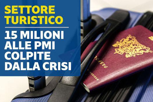 DALLA REGIONE CAMPANIA 15 MILIONI PER SOSTEGNO AL COMPARTO TURISTICO