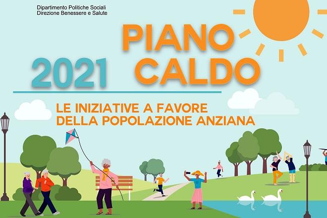 ROMA, AL VIA IL PIANO CALDO PER GLI ANZIANI