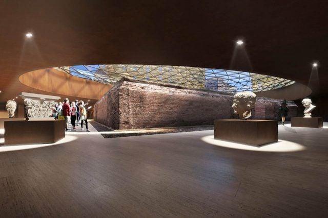 LE STAZIONI-MUSEO DUOMO E MUNICIPIO A NAPOLI VERI CAPOLAVORI DI ARTE E ARCHITETTURA