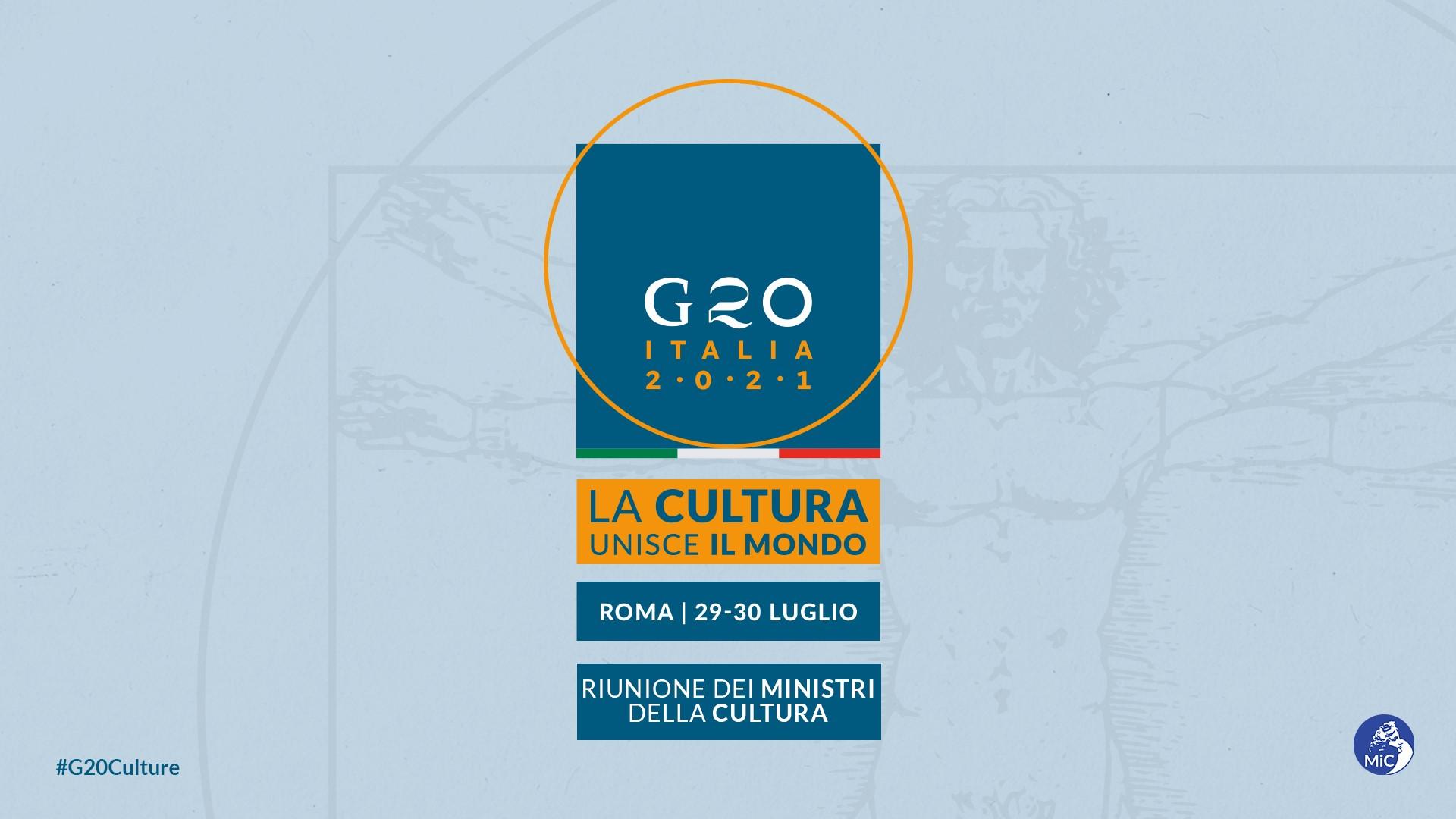 """G20, FRANCESCHINI: """"RENDERE PERMANENTE LA MINISTERIALE CULTURA, TEMA FONDAMENTALE PER CRESCITA SOSTENIBILE"""""""