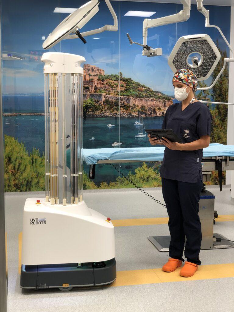 ROBOT INTELLIGENTE AL PINETA GRANDE PREMIATO DALLA COMMISSIONE UE